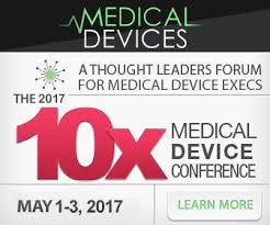 10x Medical Device Conference 2017