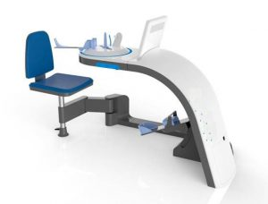 Firmware for a surgical table