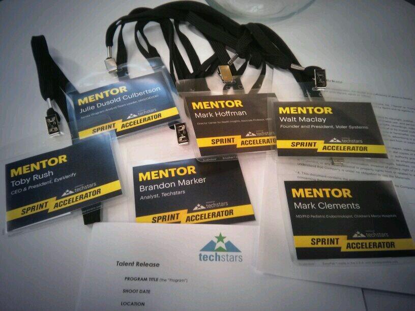 Mentor at Sprint Accelerator