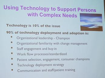 slide from talk