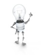 lightbulbRobot